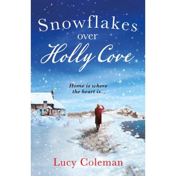 Snowflakes Over Holly Cove - Lucy Coleman   Karta-nauczyciela.org