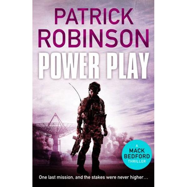Power Play - Patrick Robinson | Karta-nauczyciela.org