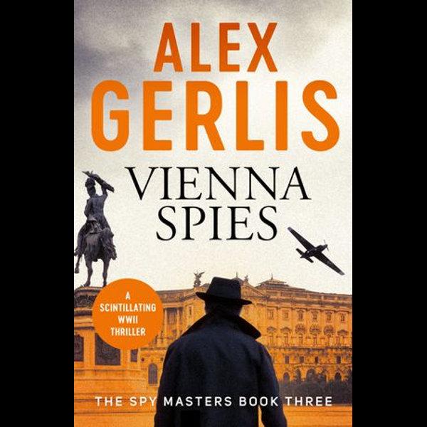 Vienna Spies - Alex Gerlis | Karta-nauczyciela.org