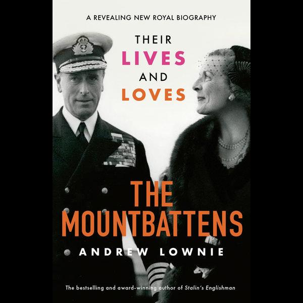 The Mountbattens - Andrew Lownie   Karta-nauczyciela.org