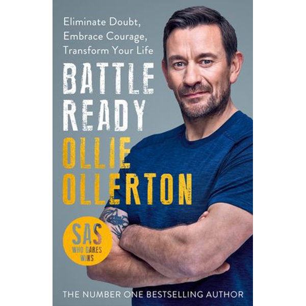 Battle Ready - Ollie Ollerton | Karta-nauczyciela.org