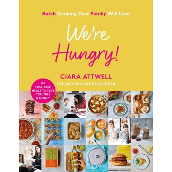 We're Hungry! - Ciara Attwell | 2020-eala-conference.org