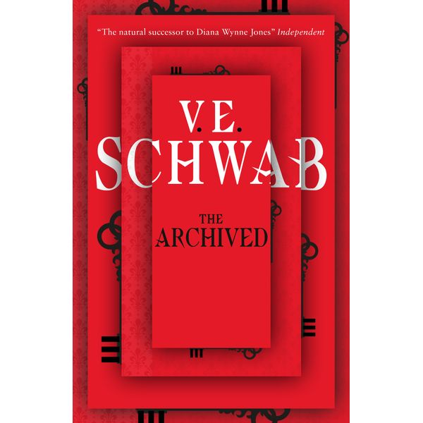 The Archived - V.E. Schwab | Karta-nauczyciela.org