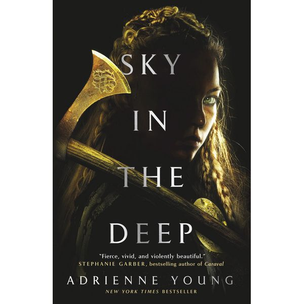 Sky in the Deep - Adrienne Young | 2020-eala-conference.org