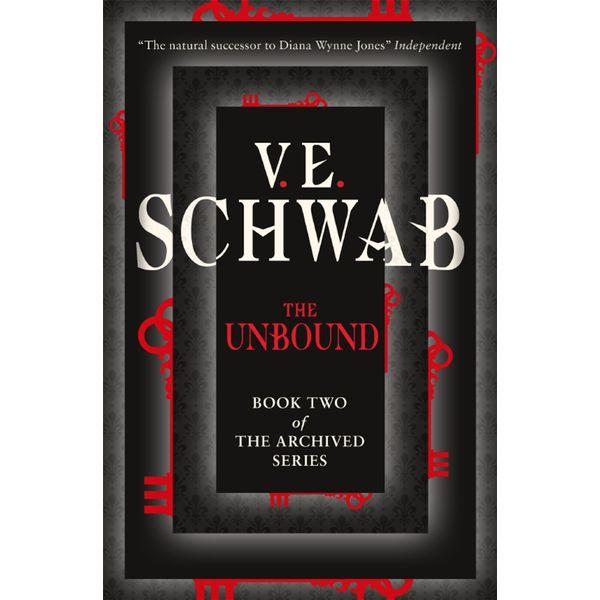 The Unbound - V.E. Schwab | Karta-nauczyciela.org