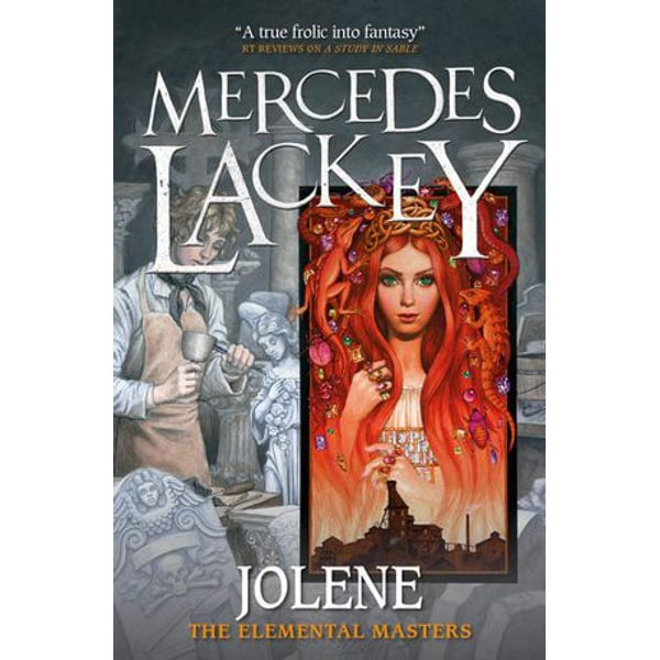Elemental Masters - Jolene - Mercedes Lackey | Karta-nauczyciela.org