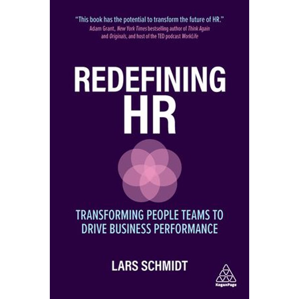 Redefining HR - Lars Schmidt, Katelin Holloway (Foreword by)   2020-eala-conference.org