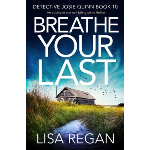 Breathe Your Last - Lisa Regan | Karta-nauczyciela.org