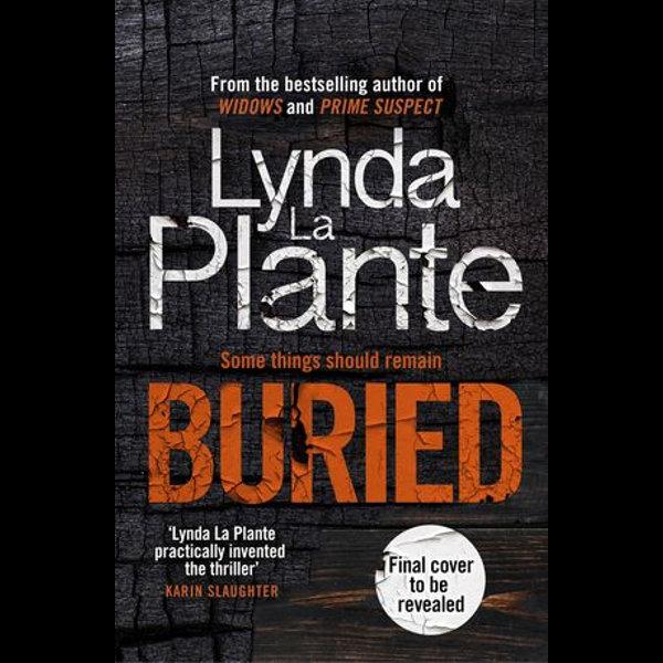 Buried - Lynda La Plante   Karta-nauczyciela.org