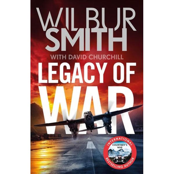 Legacy of War - Wilbur Smith, David Churchill | Karta-nauczyciela.org