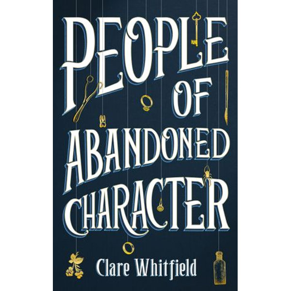 People of Abandoned Character - Clare Whitfield | 2020-eala-conference.org