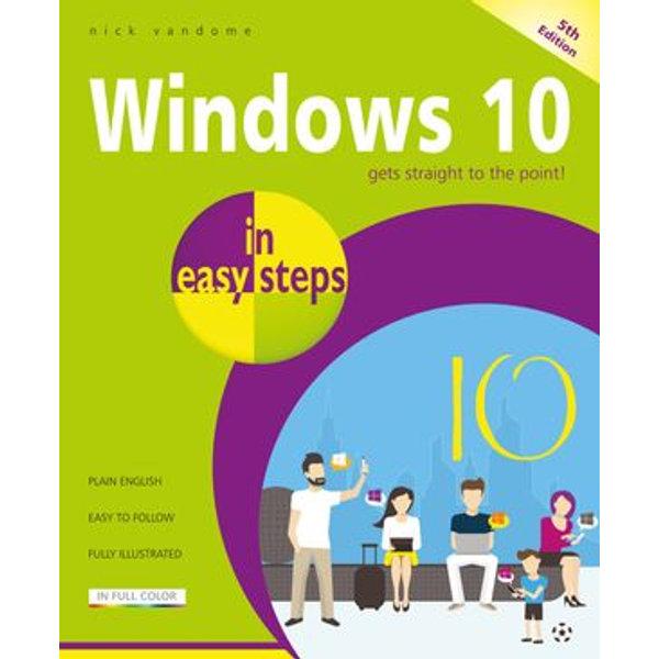 Windows 10 in easy steps, 5th Edition - Nick Vandome | Karta-nauczyciela.org