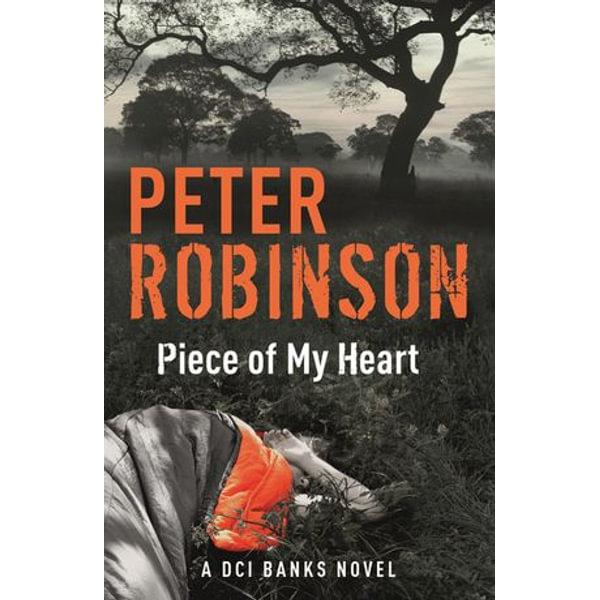 Piece of My Heart - Peter Robinson   Karta-nauczyciela.org