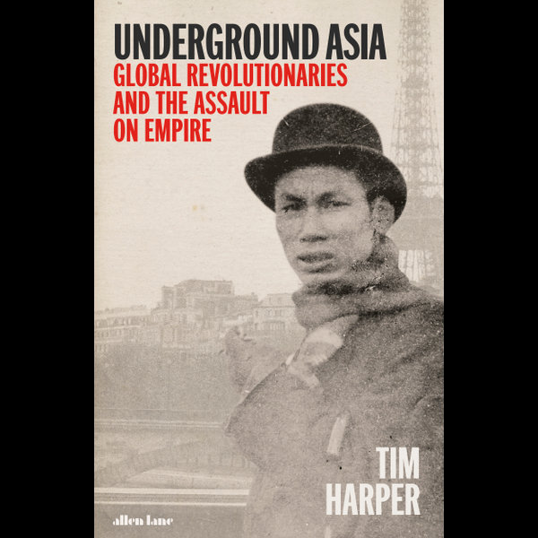 Underground Asia - Tim Harper   2020-eala-conference.org