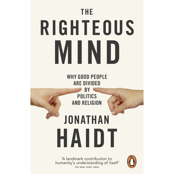 The Righteous Mind - Jonathan Haidt | 2020-eala-conference.org