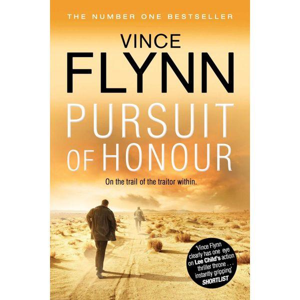 Pursuit of Honour - Vince Flynn   Karta-nauczyciela.org
