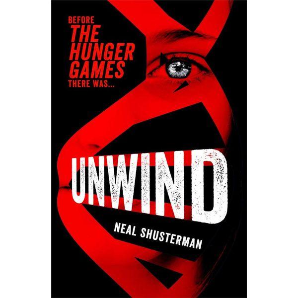 Unwind - Neal Shusterman | Karta-nauczyciela.org