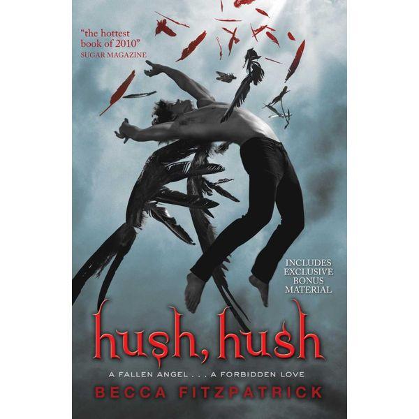 Hush, Hush - Becca Fitzpatrick | Karta-nauczyciela.org