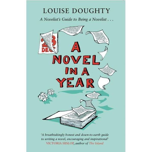 A Novel in a Year - Louise Doughty   Karta-nauczyciela.org