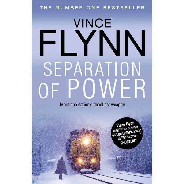 Separation Of Power - Vince Flynn | Karta-nauczyciela.org