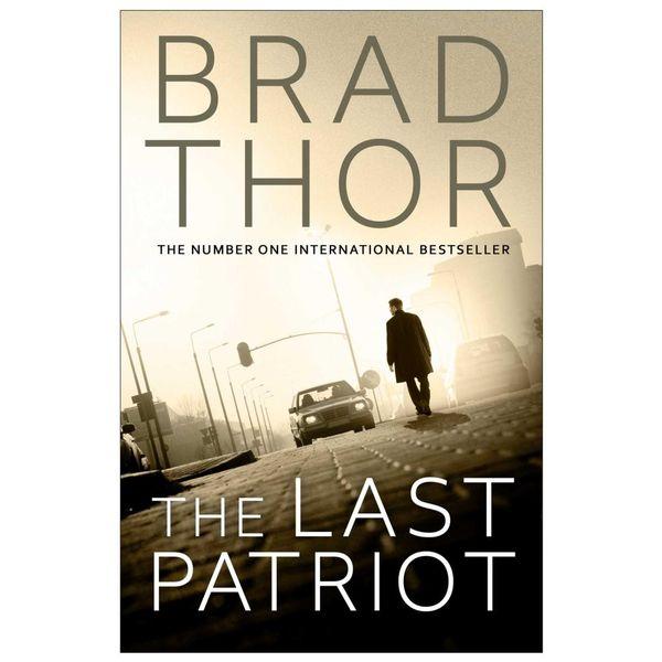 The Last Patriot - Brad Thor   Karta-nauczyciela.org