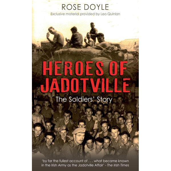 Heroes of Jadotville - Rose Doyle   Karta-nauczyciela.org