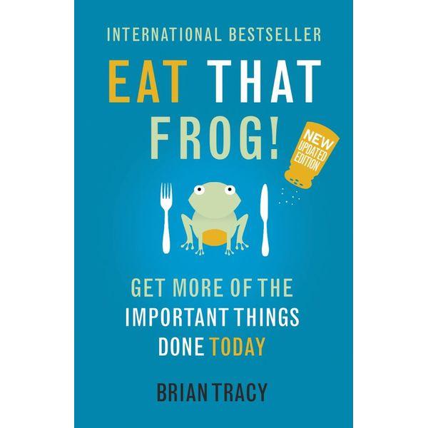 Eat That Frog! - Brian Tracy | Karta-nauczyciela.org