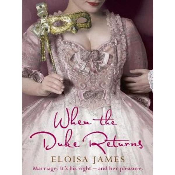When the Duke Returns - Eloisa James | 2020-eala-conference.org