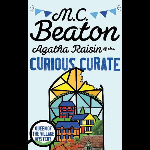 Agatha Raisin and the Curious Curate - M.C. Beaton   Karta-nauczyciela.org
