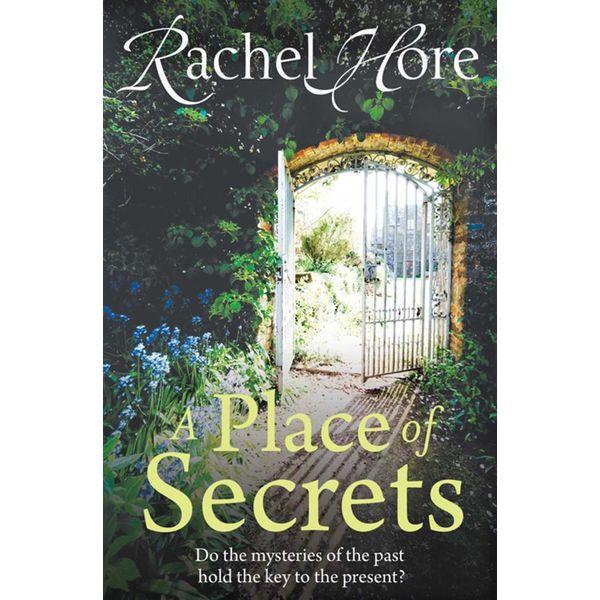 A Place of Secrets - Rachel Hore | Karta-nauczyciela.org