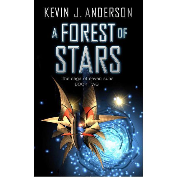 A Forest of Stars - Kevin J. Anderson | Karta-nauczyciela.org