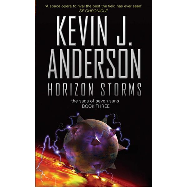 Horizon Storms - Kevin J. Anderson   Karta-nauczyciela.org