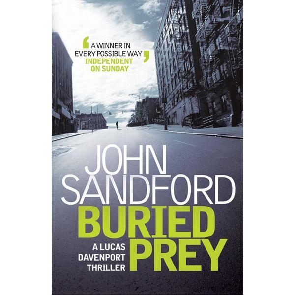 Buried Prey - John Sandford | Karta-nauczyciela.org