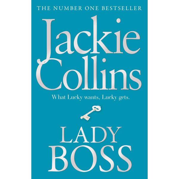 Lady Boss - Jackie Collins | Karta-nauczyciela.org