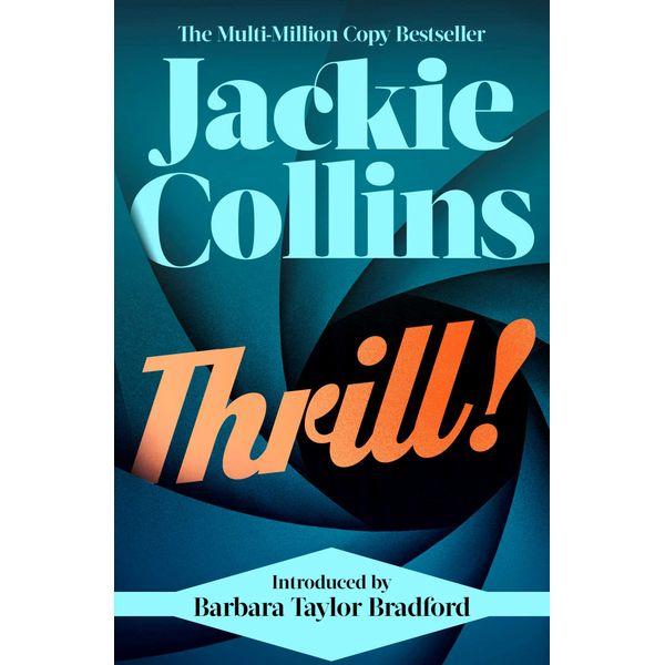 Thrill! - Jackie Collins   Karta-nauczyciela.org