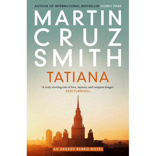 Tatiana - Martin Cruz Smith | Karta-nauczyciela.org