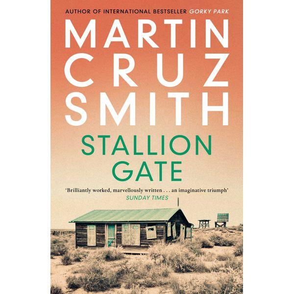 Stallion Gate - Martin Cruz Smith | Karta-nauczyciela.org