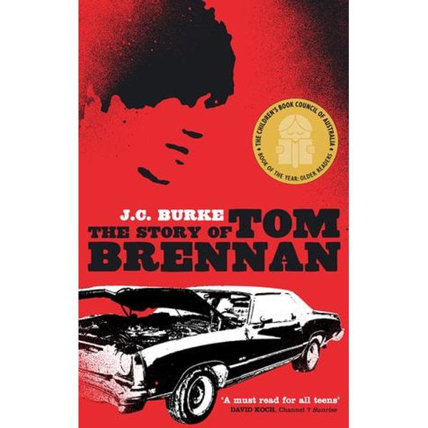 The Story Of Tom Brennan - J.C. Burke | Karta-nauczyciela.org