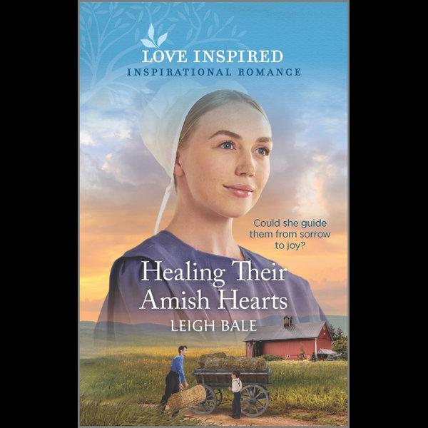 Healing Their Amish Hearts - Leigh Bale   Karta-nauczyciela.org