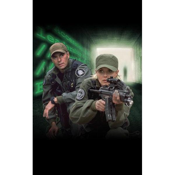 STARGATE SG-1 Infiltration - Susannah Parker Sinard | Karta-nauczyciela.org