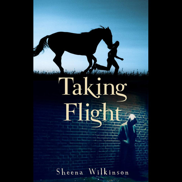 Taking Flight - Sheena Wilkinson | Karta-nauczyciela.org