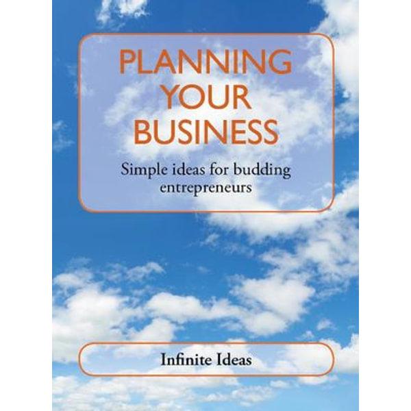 Planning your business - Infinite Ideas   Karta-nauczyciela.org