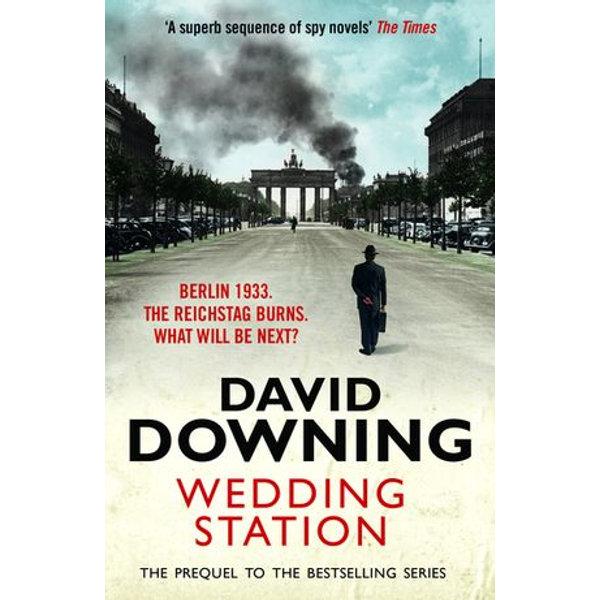Wedding Station - David Downing   2020-eala-conference.org
