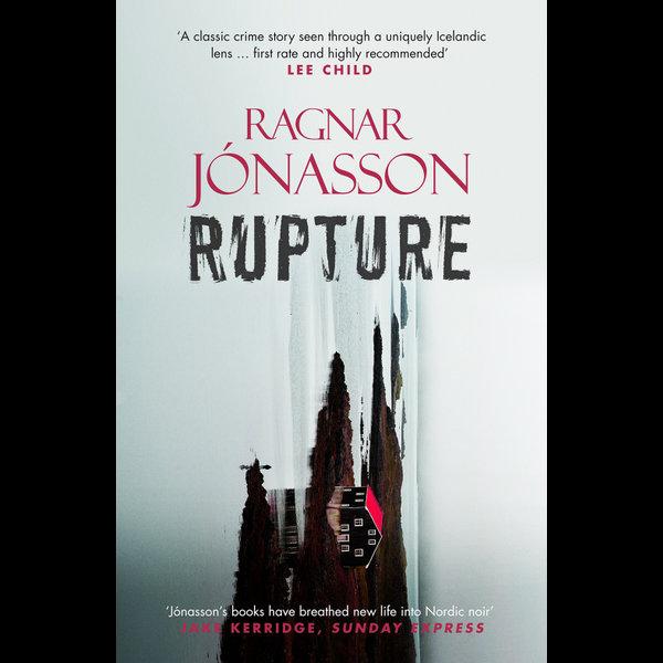 Rupture - Ragnar Jónasson, Quentin Bates (Translator) | Karta-nauczyciela.org