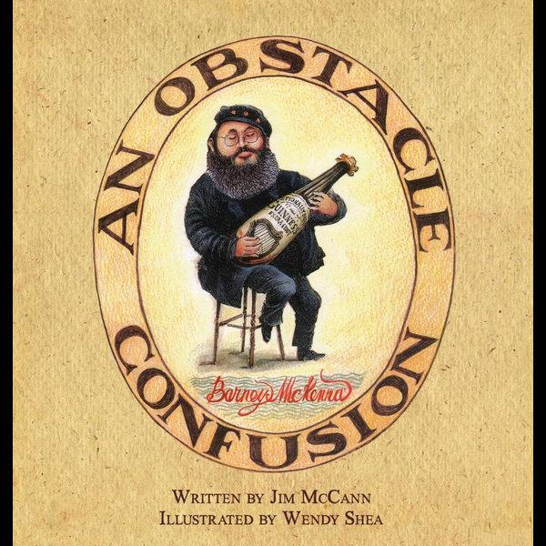 An Obstacle Confusion - Jim McCann, Wendy Shea (Illustrator)   Karta-nauczyciela.org
