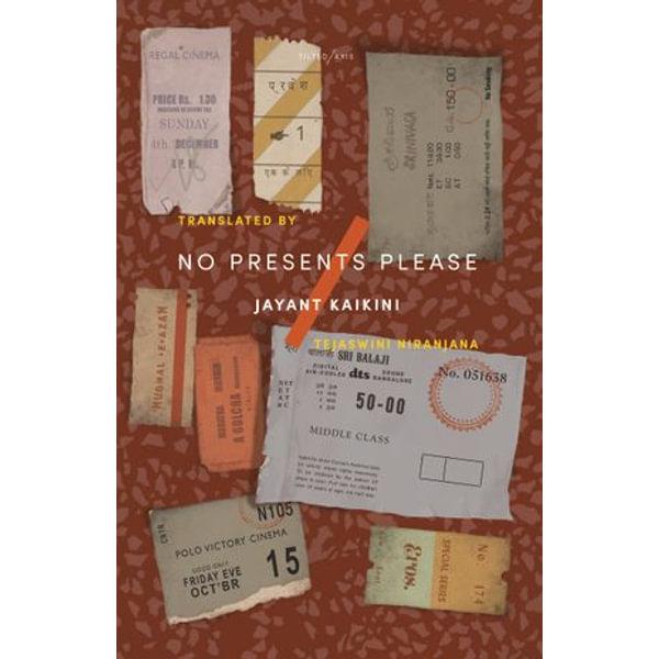 No Presents Please - Jayant Kaikini | 2020-eala-conference.org