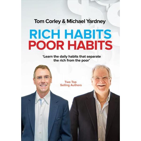 Rich Habits Poor Habits - Michael Yardney, Tom Corley | Karta-nauczyciela.org