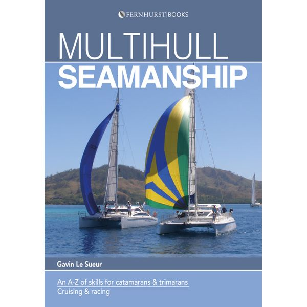 Multihull Seamanship - Gavin Le Sueur | Karta-nauczyciela.org