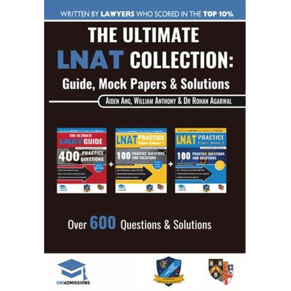 The Ultimate LNAT Collection - William Antony, Dr Rohan Agarwal   2020-eala-conference.org