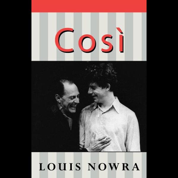Così - Louis Nowra, Gerry Turcotte (Introduction by)   Karta-nauczyciela.org